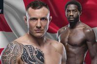 UFC Fight Night 160 Джек Херманссон - Джаред Каннонье. Смотреть онлайн прямой эфир