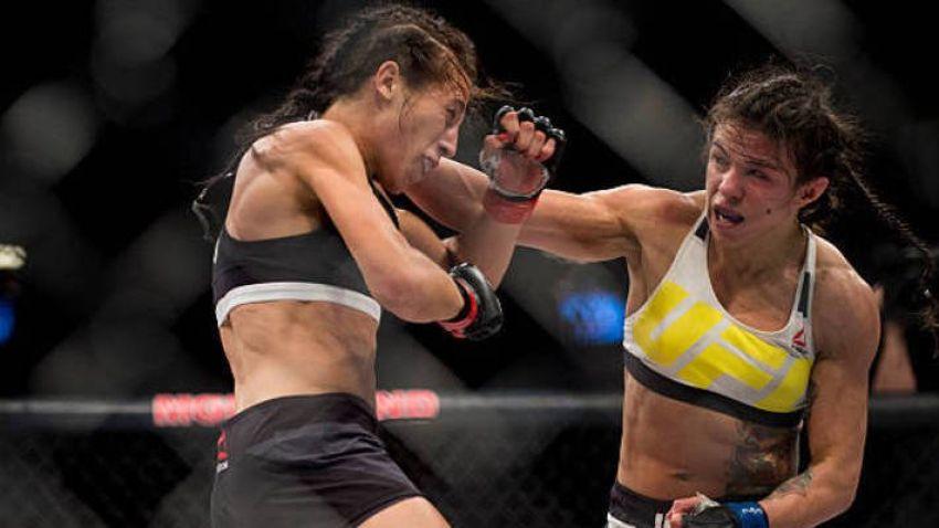 Клаудиа Гаделья рассчитывает на третий бой с Енджейчик после победы на UFC 239