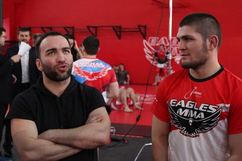 Камил Гаджиев дал прогноз на бой Хабиба и Порье