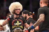 Хабиб Нурмагомедов все также остается на 2-й строчке рейтинга pound-for-pound после UFC 242