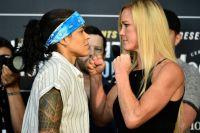 Видео боя Аманда Нуньес - Холли Холм UFC 239