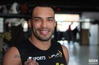Причиной снятия Бруно Сильвы с турнира UFC в Гринвилле стал проваленный допинг-тест