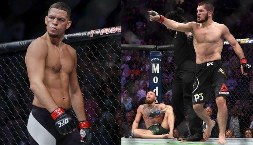 Абдулманап Нурмагомедов высказался насчет потасовки на UFC 239 между его сыном и Нейтом Диасом