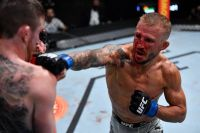 Ти Джей Диллашоу победил Кори Сандхагена в главном бою UFC on ESPN 27
