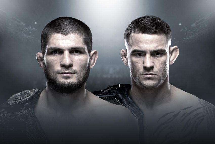 Где смотреть UFC 242: Хабиб Нурмагомедов - Дастин Порье