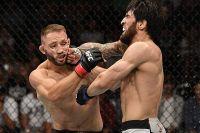 Магомед Мустафаев не согласен со своим поражением Ридделлу на UFC Fight Night 168