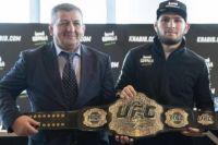 Абдулманап Нурмагомедов раскритиковал организацию турнира UFC в Санкт-Петербурге