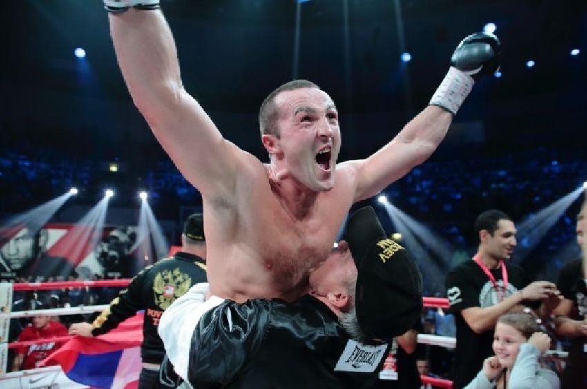 На кону боя Дениса Лебедева и Табисо Мчуну будет стоять пояс WBC Silver