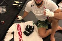 За час до шоу UFC Fight Night 127 был снят бой: стала известна причина
