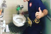 Стипе Миочич вернулся к работе пожарного
