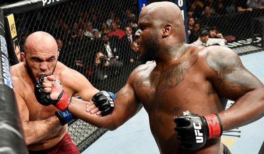 Деррик Льюис победил Илира Латифи на UFC 247