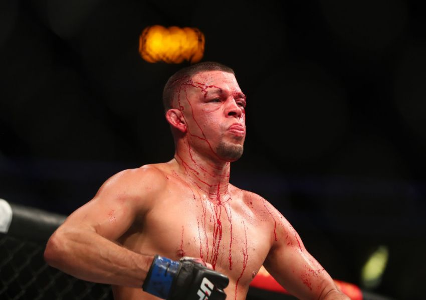 Nate Diaz revealed when he wants to fight next