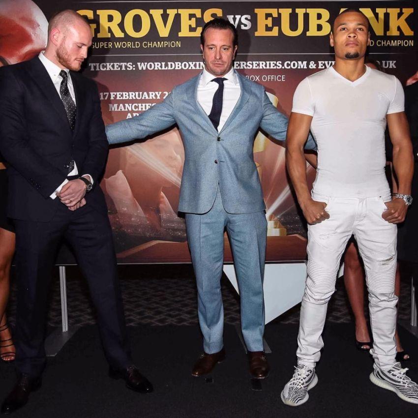 Прогнозы на бой Гроувз-Юбенк дают боксеры зала Мэйвезеров