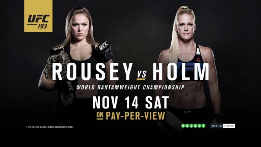UFC 193 Embedded- Vlog Series - Episode 4