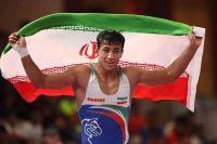 Иранского спортсмена приговорили к 74 ударам плетью и смертной казни