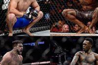 СЛУХ: Келвин Гастеллум и Исраэль Адесанья сразятся за временный титул на UFC 236