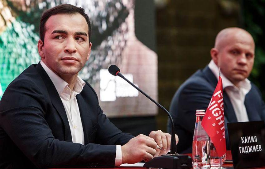 Камил Гаджиев назвал Райана Бейдера фаворитом боя с Федором Емельяненко