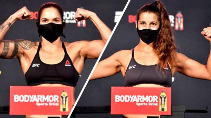 UFC 250 Аманда Нуньес – Фелисия Спенсер. Смотреть онлайн прямой эфир