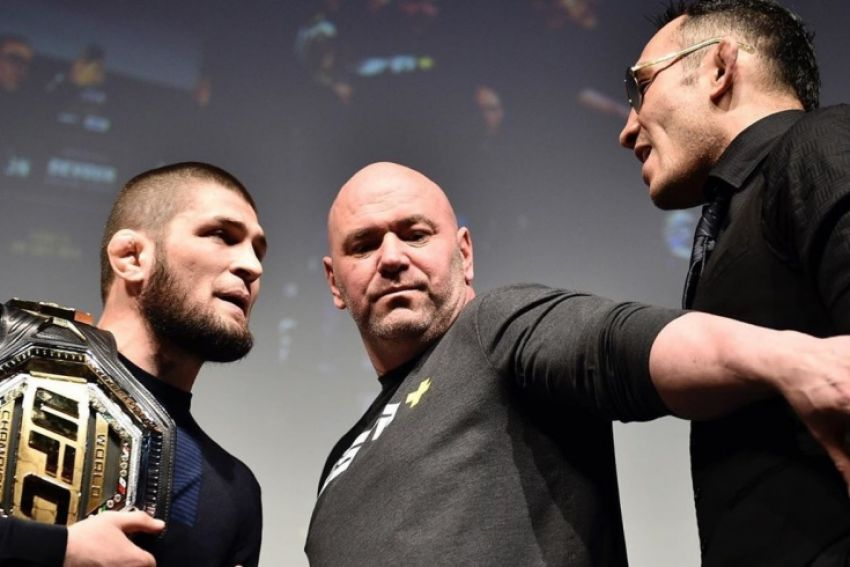 """UFC news: Khabib Nurmagomedov about Tony Ferguson: """"In the last fights he was dominated, he needs to slow down"""""""