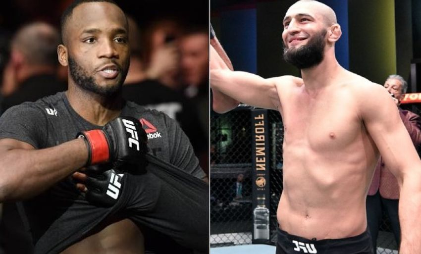 Fight between Leon Edwards and Khamzat Chimaev canceled for the third time
