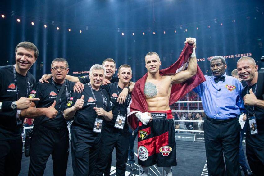Маурисио Сулейман объяснил, почему WBC отказалась выставлять титул чемпиона мира в бою Бриедис - Гловацки
