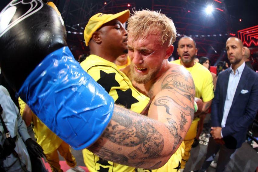 Пост-ирония: Бой Джейка Пола и Бена Аскрена вошел в десятку крупнейших PPV-событий в истории бокса