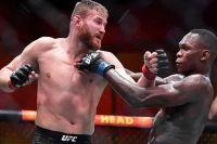 Ян Блахович одержал победу над Исраэлем Адесаньей на UFC 259
