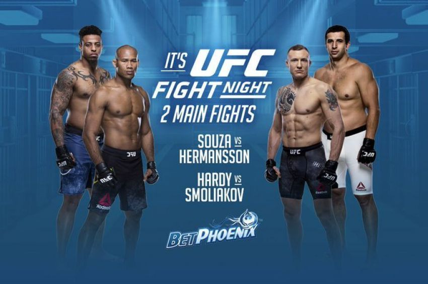 Зарплаты и бонусы участников турнира UFC Fight Night 150