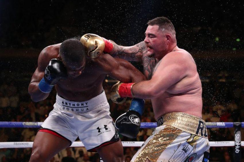 """Энди Руис: """"Джошуа не очень хороший боксер"""""""