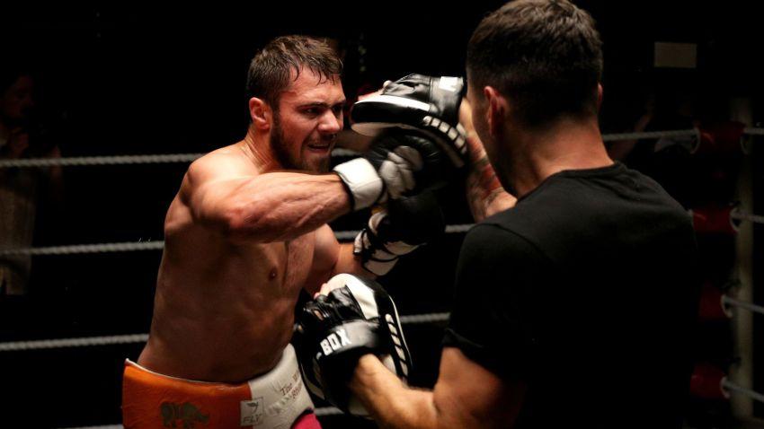 """Дэвид Аллен: """"Я будто бы боксер из прошлого"""""""
