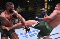 Слова Гилберта Бернса после победы над Тайроном Вудли на UFC on ESPN 9