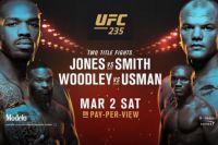Результаты взвешивания участников турнира UFC 235: Джон Джонс - Энтони Смит