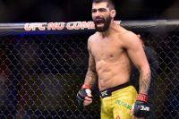 Элизеу Залески ждет нового контракта от UFC, заинтересован в поединке с Нилом Магни