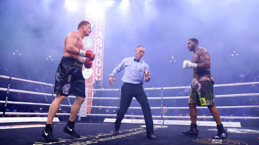 Александр Поветкин рассказал, когда может состояться его реванш с Хантером