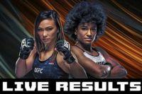Результаты турнира UFC on ESPN+ 35: Мишель Уотерсон - Анджела Хилл