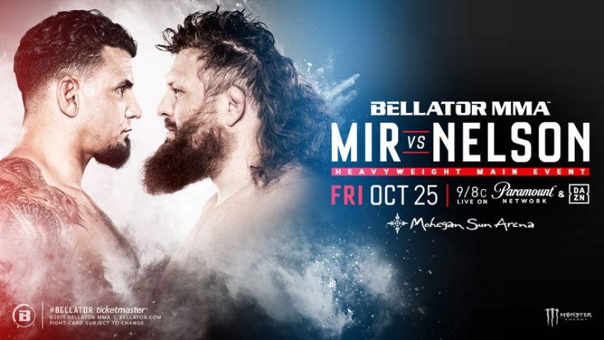 Файткард турнира Bellator 231: Фрэнк Мир - Рой Нельсон 2