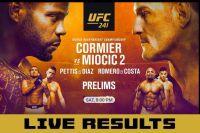 Результаты турнира UFC 241: Даниэль Кормье - Стипе Миочич 2