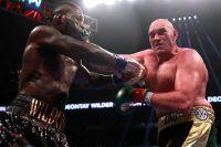 WBC примет официальное решение о реванше Уайлдер - Фьюри после боя Уайт - Чисора