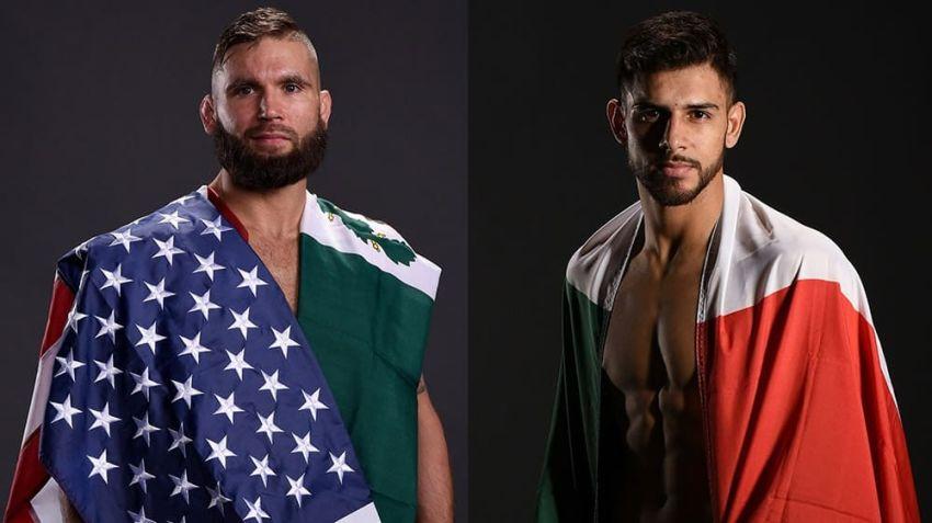 Прямая трансляция UFC on ESPN+ 17: Яир Родригес - Джереми Стивенс