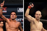 Рафаэль Дос Аньос - Тарек Саффидин на UFC Fight Night 111