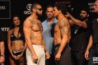 Видео боя Тиаго Сантос - Эрик Андерс UFC Fight Night 137