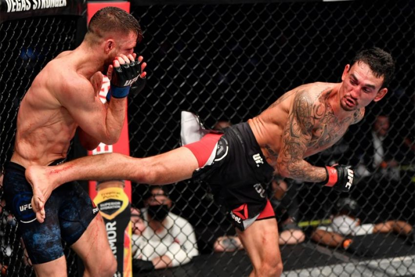 """Max Holloway trusts Calvin Kattar win was the """"best execution"""" of his career"""