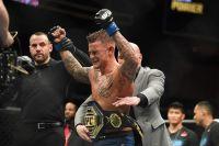 Дастин Порье продаст экипировку с UFC 242, чтобы помочь людям из Уганды