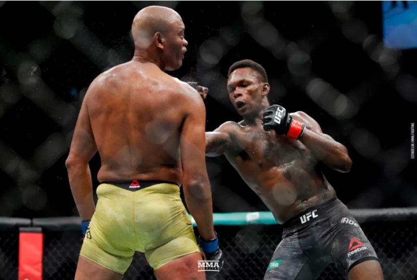 Бонусы турнира UFC 234: Андерсон Сильва - Исраэль Адесанья