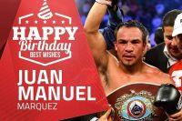 Хуану Мануэлю Маркесу исполнилось 46 лет