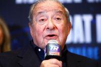Боб Арум отказывается организовывать бой между Наоя Иноуэ и Джоном Казимеро без зрителей
