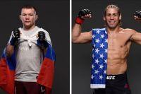 Юрайа Фэйбер прокомментировал организацию боя с Петром Яном на UFC 245