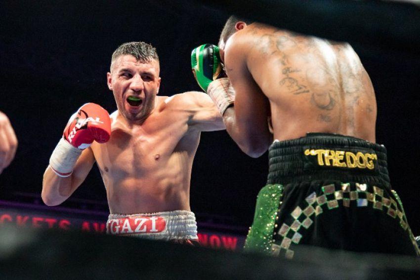 Авни Йылдырым подал в WBC апелляцию по результату боя с Дирреллом
