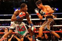 "Майки Гарсия: ""Бронер - талантливый боец, но Пакьяо победит решением"""