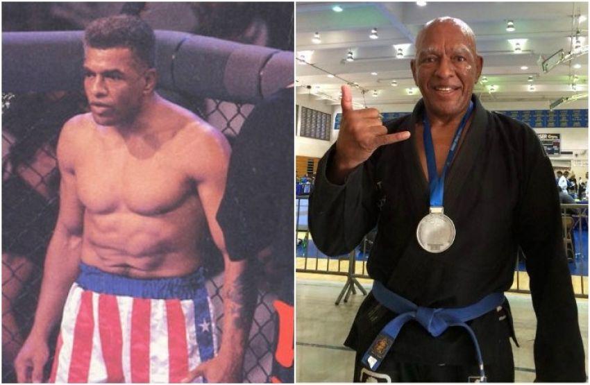 Участник UFC 4 участвует в соревнованиях по БЖЖ в возрасте 72 лет